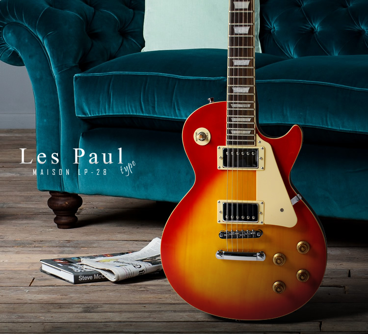 sakuragk electric guitar les paul type maison lp 28 only as for the body rakuten global market. Black Bedroom Furniture Sets. Home Design Ideas