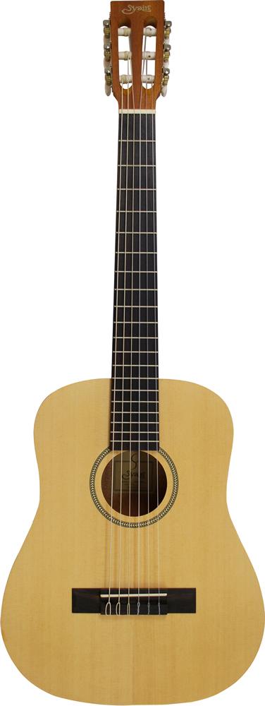 【今だけポイント5倍!12月2日9時59分まで】S.Yairi コンパクトクラシックギター YCM-02 単品【アコースティックギター ヤイリ YCM02 ミニクラシックギター】