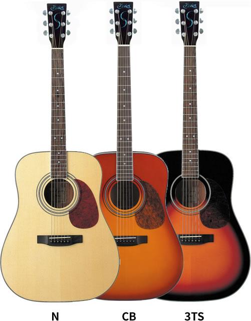 【今だけポイント5倍!12月2日9時59分まで】アコースティックギター S.Yairi YD-3M 単品【アコースティックギター ヤイリ YD3M トラディショナルシリーズ】【大型】