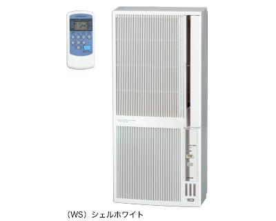 【送料無料】【2019年モデル】CWH-A1819-WS【コロナ】 窓用エアコン(ウインドエアコン)冷暖房兼用