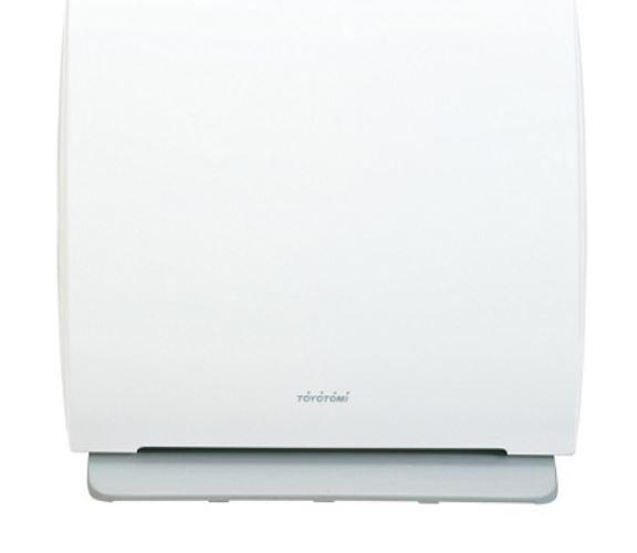 【送料無料】トヨトミ空気清浄機AC-V20Dブリリアントホワイト