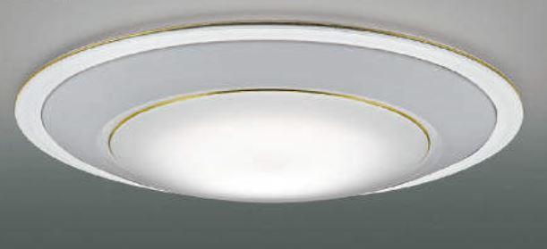 【送料無料】【LEDシーリング】【~10畳用】調光・調色タイプコイズミ照明AH49008L