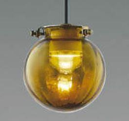【送料無料】コイズミ照明LEDペンダント MICROSGLASS調光・フランジタイプAP47570L 【電球色】