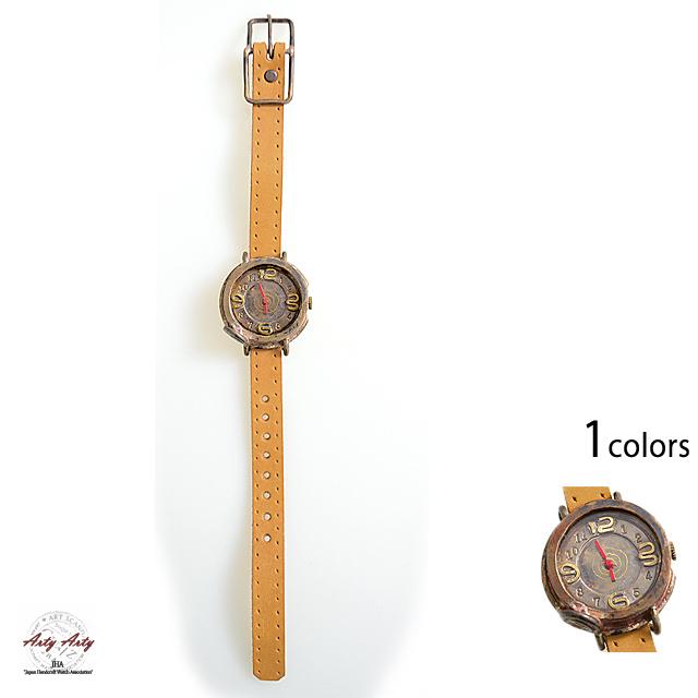 手作り腕時計「帽子 Mens」◆ArtyArty/和柄【smtb-k】【kb】10P03Dec16[mij_g][mij]【thxgd_18】