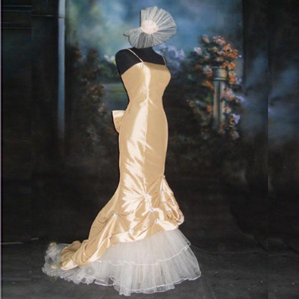 ☆人生で一番輝いていただく為の最適なドレスを☆結婚式ドレス、ブライダルドレス、パーティードレス、二次会ドレス、発表会ドレス、子供ドレス、謝恩会ドレス、演奏会ドレス☆スタジオドレスNo.14【宅】【P25Jan15】