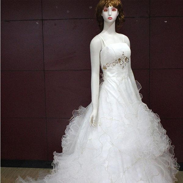 ☆人生で一番輝いていただく為の最適なドレスを☆結婚式ドレス、ブライダルドレス、パーティードレス、二次会ドレス、発表会ドレス、子供ドレス、謝恩会ドレス、演奏会ドレス☆ウェデイングドレスNo.3【宅】【P25Jan15】