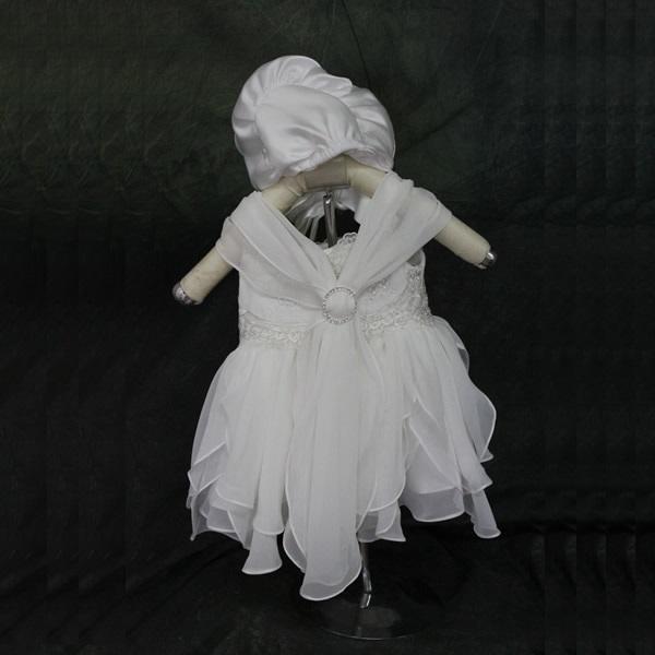 ☆人生で一番輝いていただく為の最適なドレスを☆結婚式ドレス、ブライダルドレス、パーティードレス、二次会ドレス、発表会ドレス、子供ドレス、赤ちゃんドレス、謝恩会ドレス、演奏会ドレス☆赤ちゃんドレスNo.3【宅】【マラソン201502_1000円】