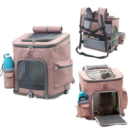 ペット バックパック 通常便なら送料無料 折りたたみ式 猫バッグ 在庫処分 ペット用品 ペットバッグ