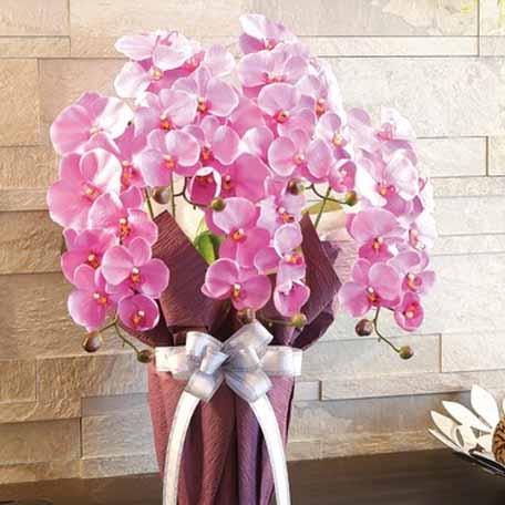 家具 インテリア 華やかなお花が玄関やリビングを素敵に演出