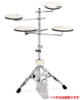 【送料無料】dw(DrumWorkshop) DW-PAD-TS5 Go Anywhere Practice Kit プラクティスキット【smtb-TK】