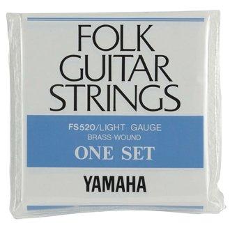 弦×2セット ヤマハ YAMAHA FS-520×2 フォーク弦 全国どこでも送料無料 ライト セット弦×2 バーゲンセール メール便発送 FS520 代金引換不可 smtb-TK 全国送料無料