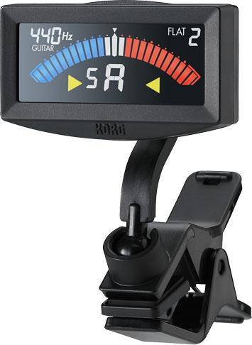 あす楽 希望者のみラッピング無料 コルグ KORG 店舗 AW-4G-BK 送料無料 クリップチューナー PitchCrow-G smtb-TK