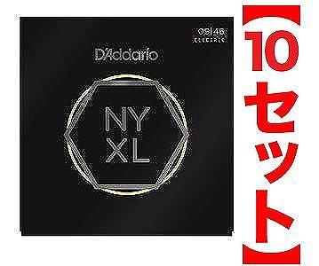 【弦×10セット】【メール便発送・全国送料無料・代金引換不可】ダダリオ D'Addario NYXL0946×10セット エレキギター弦 次世代の弦【smtb-TK】