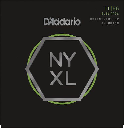 【弦×10セット】【メール便発送・全国送料無料・代金引換不可】ダダリオ D'Addario NYXL1156×10セット エレキギター弦 次世代の弦【smtb-TK】