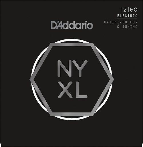 【弦×10セット】【メール便発送・全国送料無料・代金引換不可】ダダリオ D'Addario NYXL1260×10セット エレキギター弦 次世代の弦【smtb-TK】
