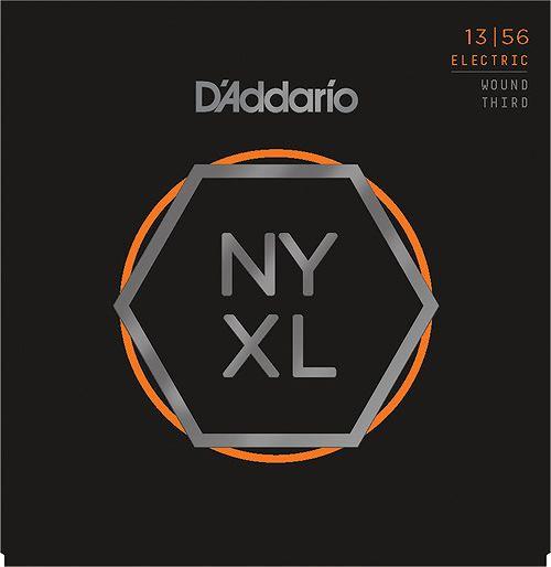 【弦×10セット】【メール便発送・全国送料無料・代金引換不可】ダダリオ D'Addario NYXL1356W×10セット エレキギター弦 次世代の弦【smtb-TK】