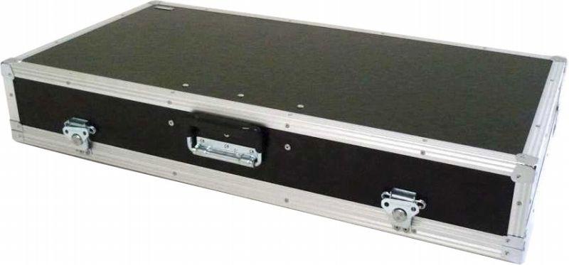 ARMOR PS-0NBL 高い耐久性を誇るアルモア製FRPエフェクターケース 左サイドハンドル付