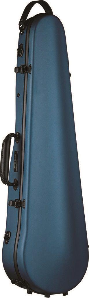 【ポイント10倍】【送料無料】Carbon Mac CFV-2S S-BLU (ブルー) バイオリン ケース カーボンマック スリム サテン【smtb-TK】