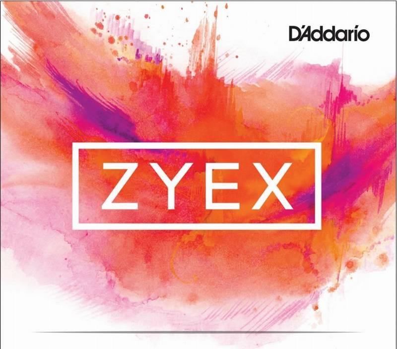 ダダリオ D'Addario DZ310S 4 4M ZYEX SET バイオリン弦 smtb-TK セット SLV D 送料無料 保証 MED 激安価格と即納で通信販売