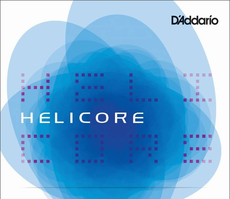【送料無料】ダダリオ D'Addario H550 4/4M HELICORE 4TH SET MED チェロ弦 セット【smtb-TK】