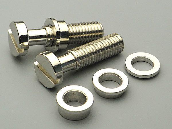 フィクサー FIXER Tailpiece Lock System ミリ/ニッケル テールピース ロックシステム【メール便発送・全国送料無料・代金引換不可】【smtb-TK】