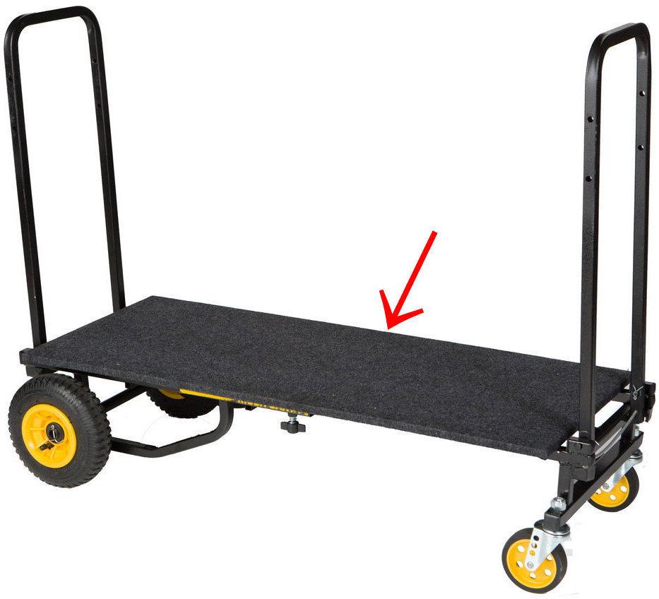 【送料無料】Rock N Roller RSD10 Solid Deck R8, R10, R12用カーペット・デッキ【smtb-TK】