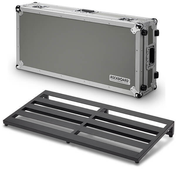 【送料無料】RockBoard Arena with Flight Case ペダルボード エフェクターボード ROCKBOARD by WARWICK【smtb-TK】