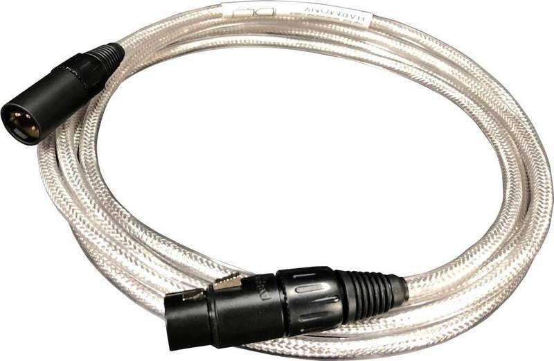 かわいい! DL Cables HGB-FXMX600 [6m XLR-XLR] DAVID LABOGA HARMONY GOLD IN BLACK Series マイクケーブル【送料無料】【smtb-TK】, ヨナゴシ b6677d99
