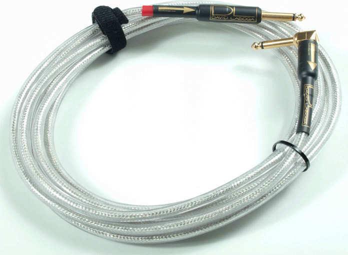 【送料無料】DL Cables PG-LS600 [6m L/S] DAVID LABOGA Perfection Gold Series 楽器用 ケーブル / シールド【smtb-TK】