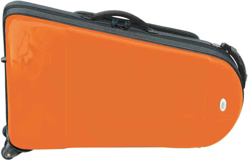EFBE-ORA ファイバーグラス製 ハードケース【smtb-TK】 【送料無料】bags ユーフォニアム用