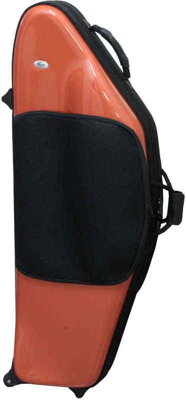 【ポイント7倍】【送料無料】bags EFBS-M.COPPER Low A-Low B♭ バリトンサックス用 ファイバーグラス製 ハードケース【smtb-TK】
