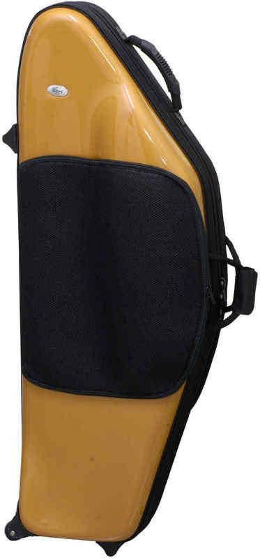 【ポイント7倍】【送料無料】bags EFBS-M.GOLD Low A-Low B♭ バリトンサックス用 ファイバーグラス製 ハードケース【smtb-TK】