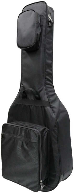【送料無料】KC GB-AG1/BK アコースティックギター用 ギグバッグ【smtb-TK】【代金引換不可】