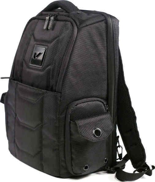 【送料無料】GRUV GEAR VENUEBAG02-EBK Club Bag 大容量 クラブバッグ ステルス・エリート・トリプル・ブラック【smtb-TK】