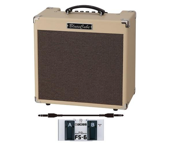 【ポイント4倍】【送料無料】Roland BC-HOT-VB(フットスイッチ/FS-6+接続ケーブル付) Blues Cube Ho/Vintage Blonde【smtb-TK】