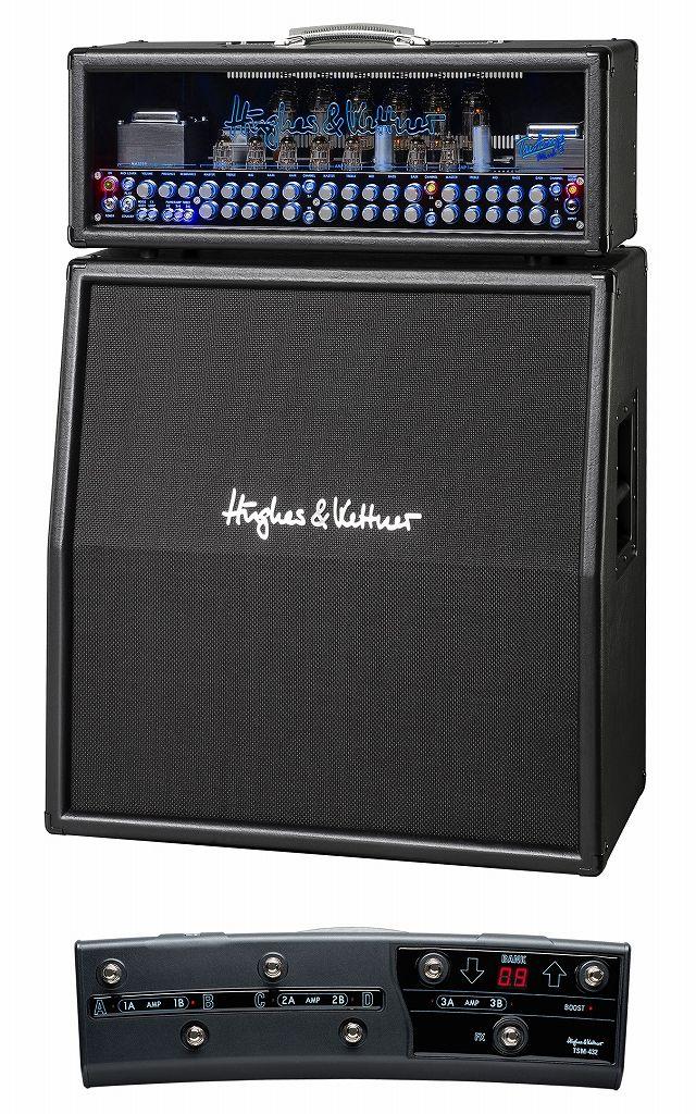 【送料無料】ヒュース&ケトナー Hughes&Kettner TRIAMP MK3 + TC412 A60 Cabinet (HUK-TRI/M3 + HUK-TC412)【smtb-TK】