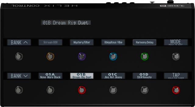 【送料無料】LINE6 HELIX CONTROL HELIX RACK専用コントローラー【smtb-TK】
