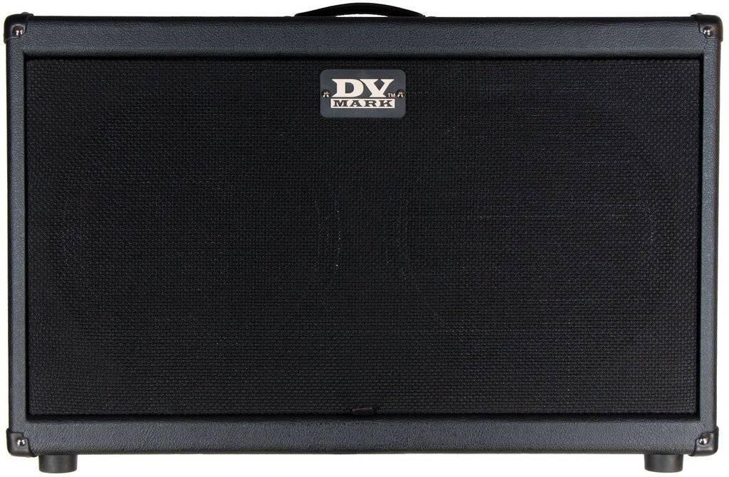【送料無料】DV MARK DV 212 GH(DVM-DV212GH) 12インチ・ネオクラシック スピーカーx2 搭載 GREG HOWE グレッグハウ・シグネチャー・ギターキャビネット【smtb-TK】