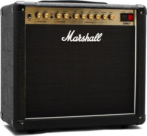 【限定Marshallピック2枚付】【送料無料】マーシャル Marshall DSL20C コンボアンプ 【正規輸入品】【smtb-TK】