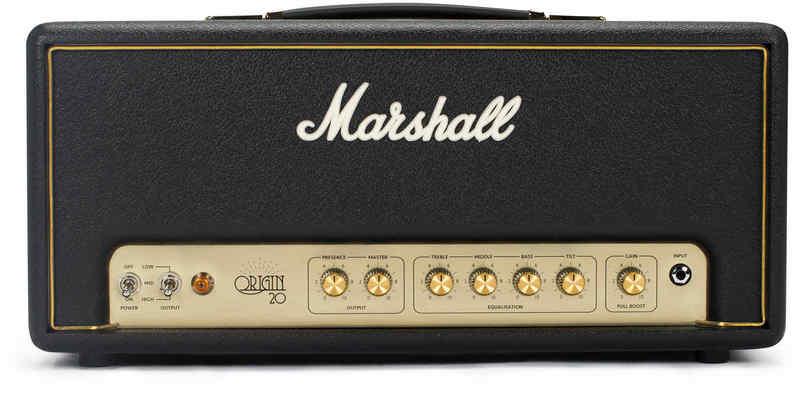 【限定Marshallピック2枚付】Marshall Origin20H 真空管アンプ アンプヘッド【正規輸入品】【国内正規品】【smtb-TK】【送料無料】