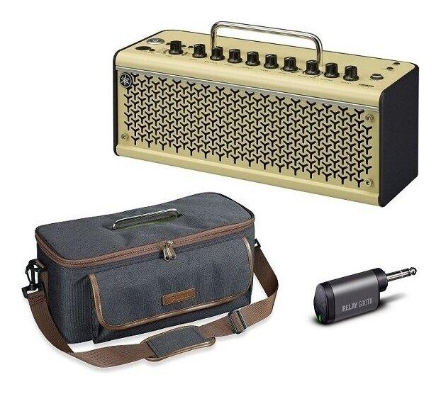 YAMAHA THR10II Wireless(LINE6 Relay G10T+専用キャリーバッグ/ケース/THRBG1付) 新コンセプトのギターアンプ【送料無料】【smtb-TK】