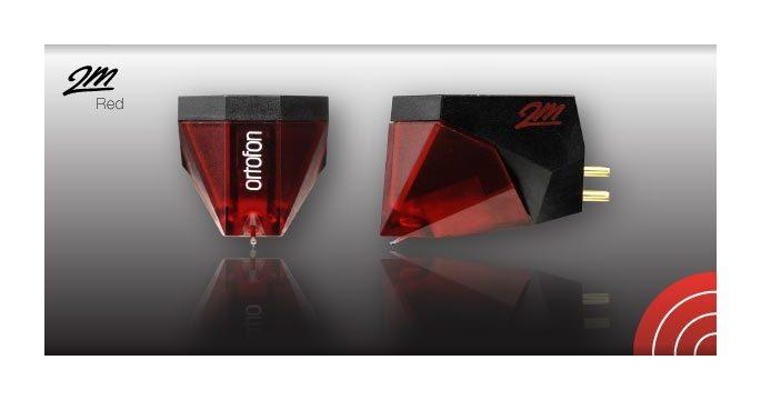 【送料無料】オルトフォン ortofon 2M Red MMカートリッジ【smtb-TK】