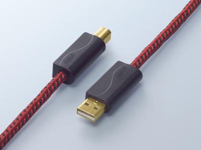 【送料無料】オルトフォン ortofon DGI-K2 Silver/1.5m(USB-2.0 A/B) USB 2.0ケーブル【smtb-TK】