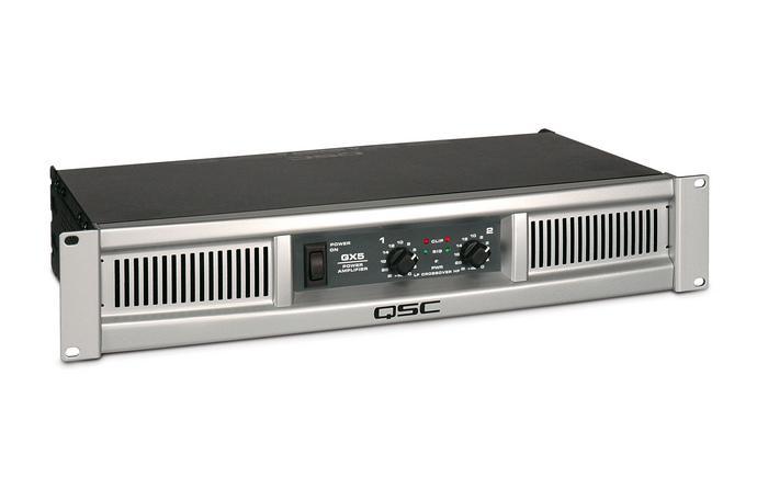 【送料無料】QSC GX5 パワーアンプ【smtb-TK】