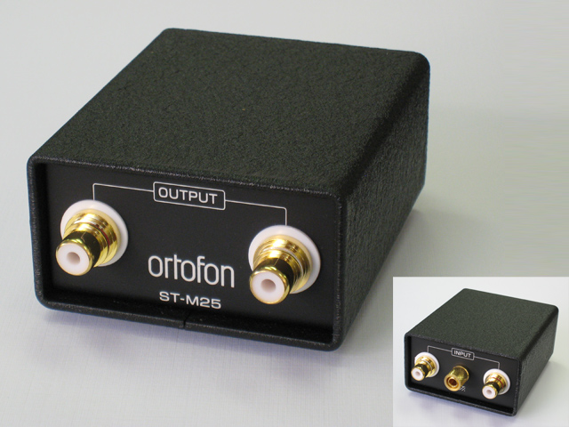 【送料無料】オルトフォン ortofon ST-M25 昇圧トランス【smtb-TK】
