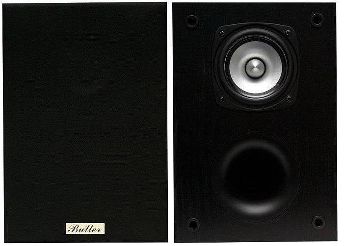 【送料無料】Butler VCSP-8BK(ペア) ブックシェルフ・スピーカー【smtb-TK】