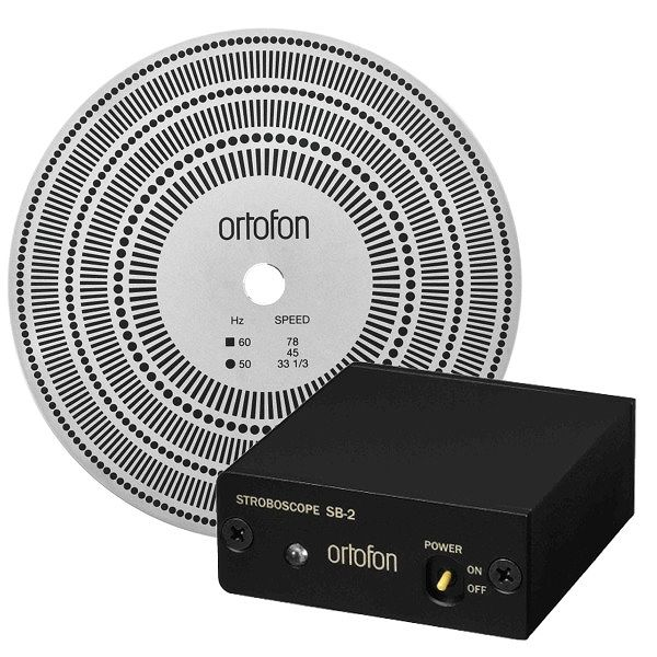 【送料無料】オルトフォン ortofon SB-2 ストロボスコープ ターンテーブルスピードチェッカー【smtb-TK】
