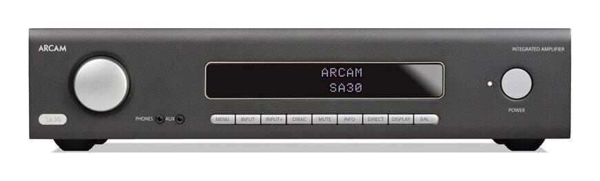 人気ブランド多数対象 ご予約商品:10月発売予定 ARCAM SA30 ステレオ smtb-TK インテグレーテッド 送料無料 受注生産品 アンプ