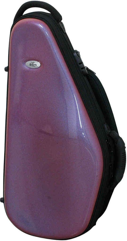 【送料無料】bags EFAS INNO FUCHSIA アルトサックス用 ファイバーグラス製 ハードケース【smtb-TK】