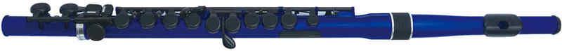 【送料無料】ヌーボ NUVO SE300FBL STUDENT FLUTE/Special-Blue メタリック・ブルー スチューデント フルート 簡単に演奏できるプラスチック製フルート【smtb-TK】
